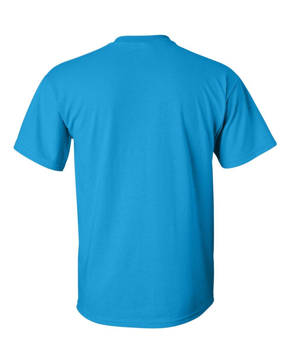 Gildan 100 Heavy Cotton Adult T Shirt Item 5000 Big