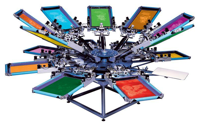 T_Shirt_Screen_Printing_Machine