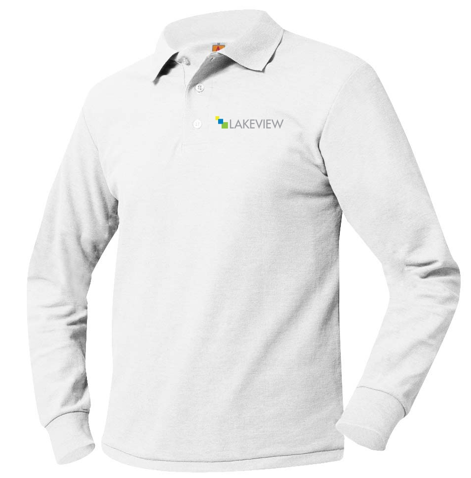 9fac6453bd4 Embroidered Long Sleeve Polo Shirts « Alzheimer's Network of Oregon