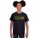 College Street T-Shirt Model Image