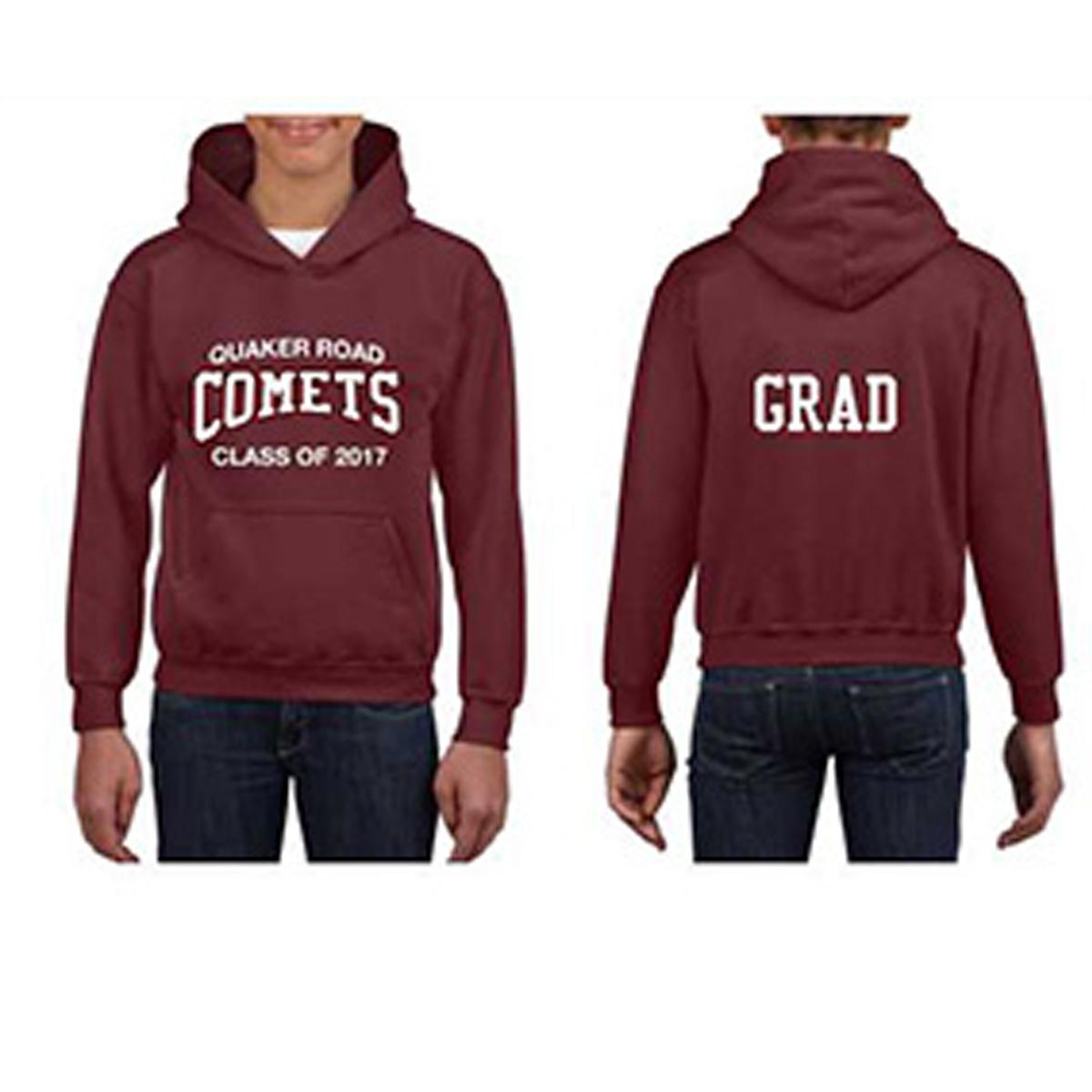 Quaker Road Gradwear