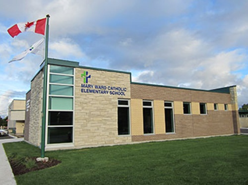Mary Ward Catholic Elementary School - Niagara Falls, Ontario