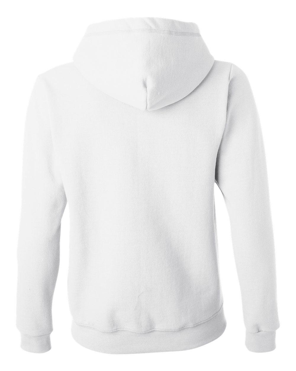 Gildan 50/50 Poly/Cotton Ladies' Full-Zip Sweatshirt ...
