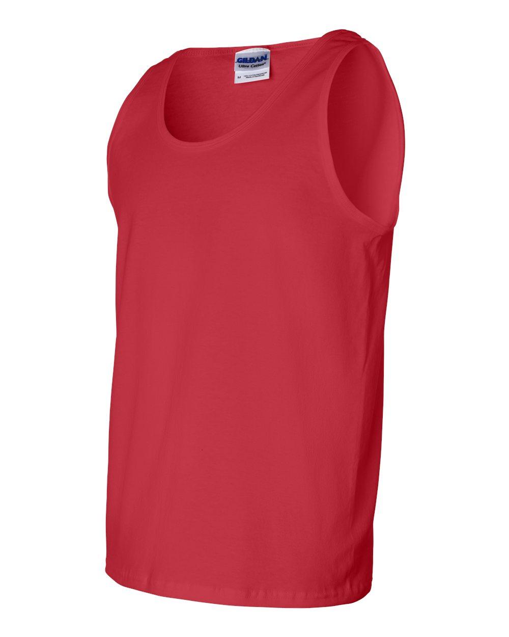 247707c2f77 Gildan Ultra Cotton Adult Tank Top-Shirt-Item #2200 – Big Bear ...