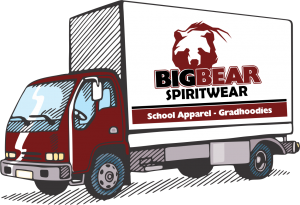 Big Bear Delivery Truck