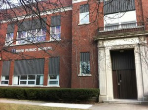 Ross Public School - Welland, Ontario