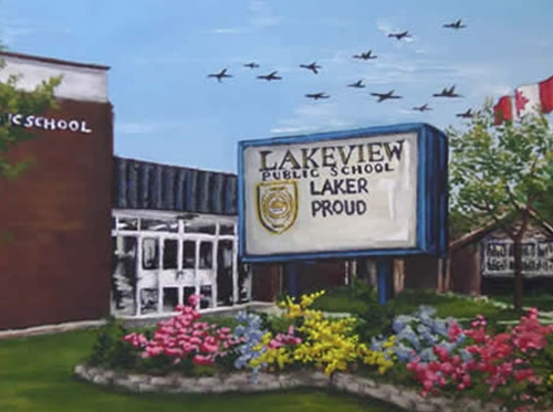 Lakeview Lakers