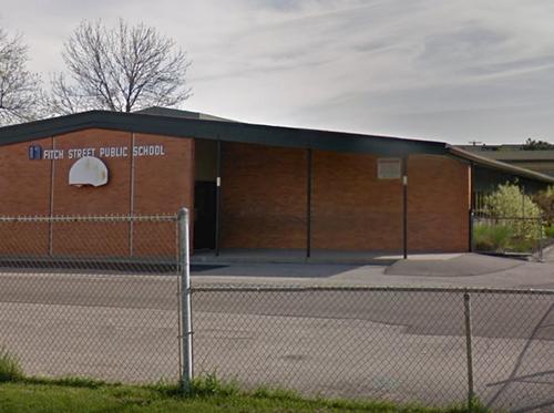 Fitch Street Public School - Welland, Ontario